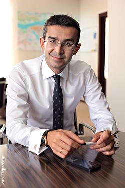 Андрей Гончаров, председатель правления Первобанка
